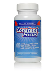 Brain food for success... in a pill