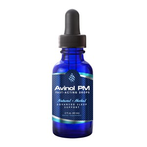 Avinol PM Liquid Sleep Drops
