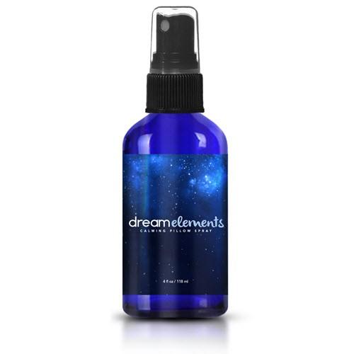 Dream Elements - Calming Pillow Spray