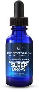 Dream Elements Extra Strength Sleep Drops