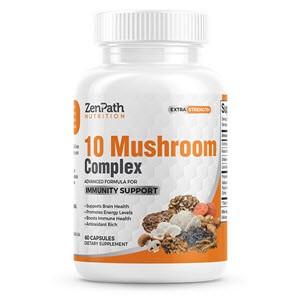 10 Mushroom Complex