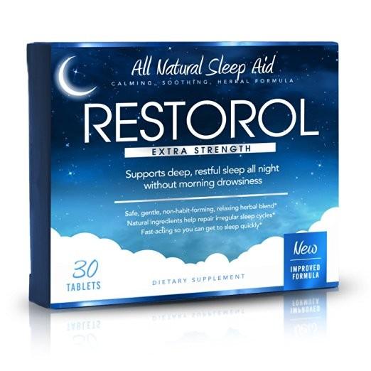 Restorol, Herbal Sleep Aid