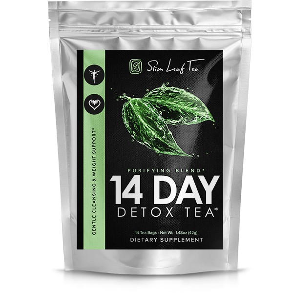 Slim Leaf Tea